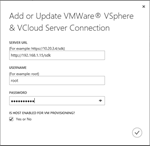 VConnect Windows Azure Pack Extension - Beta v1.0 Update 3