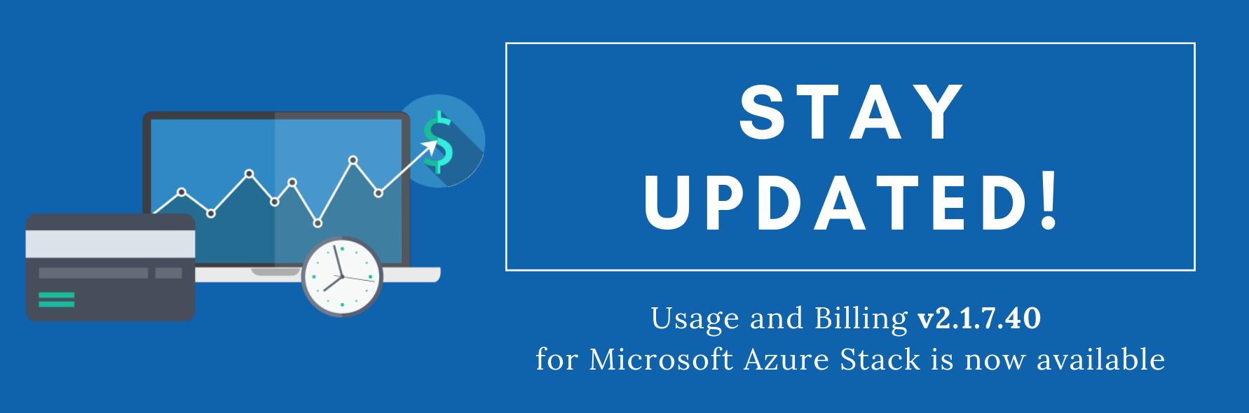 Usage and Billing v2.1.7.40 for Microsoft Azure Stack