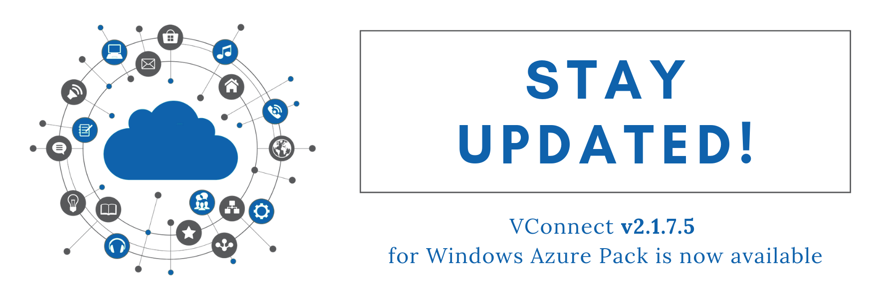VConnect v2.1.7.5 for Windows Azure Pack